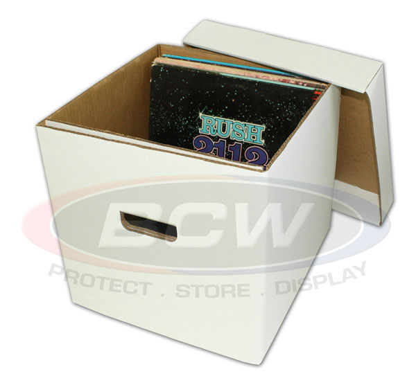 12 Inch Vinyl Record Storage Box